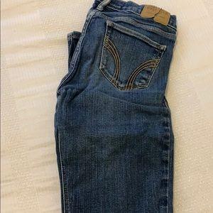 Hollister Laguna skinny jeans. Social stretch